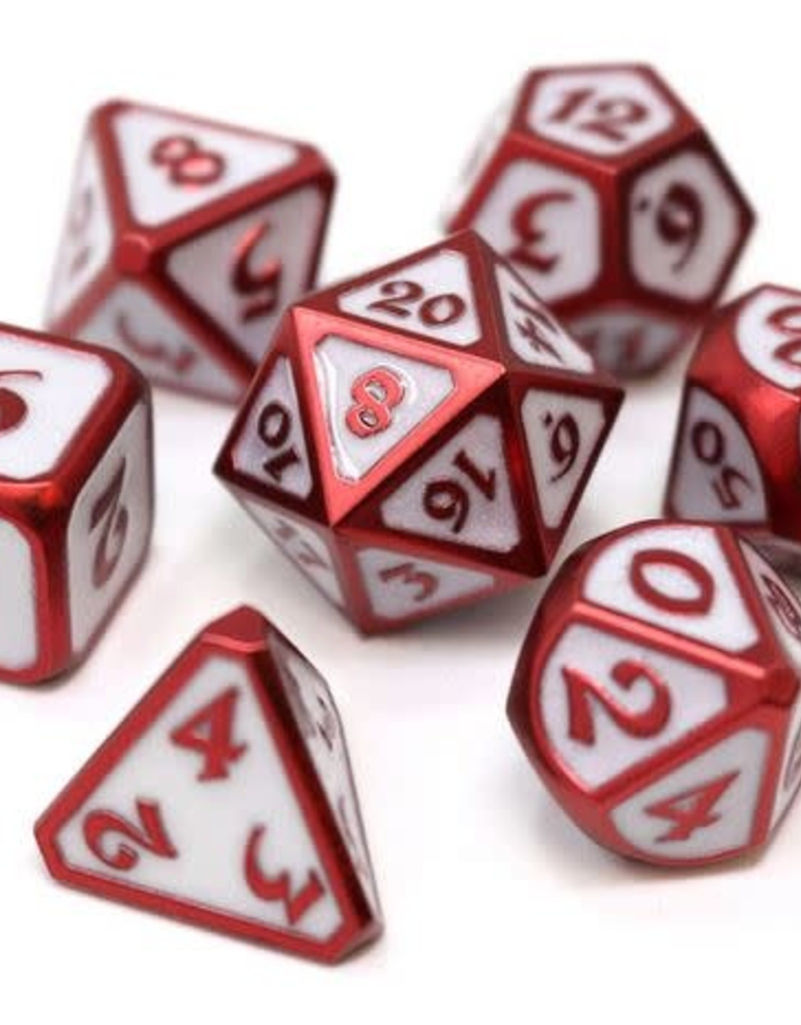 Die Hard Celestial Archon Poly7 Metal Dice Set