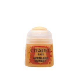 Games Workshop Averland Sunset paint pot