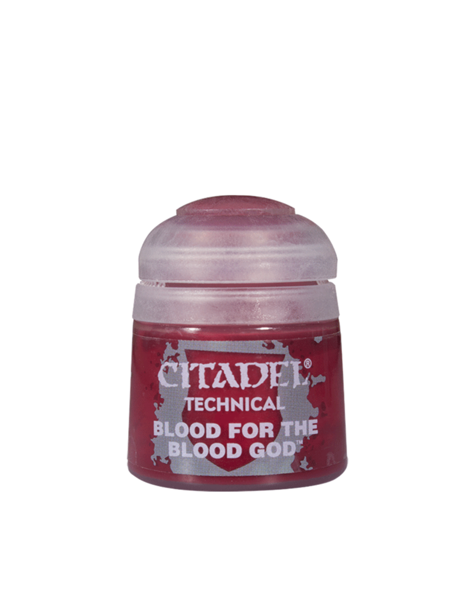 Games Workshop Blood for the Blood God paint pot
