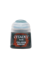 Games Workshop Caliban Green paint pot