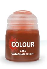 Games Workshop Catachan Fleshtone paint pot