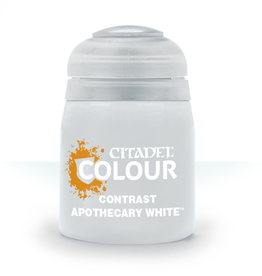 Games Workshop Contrast Paint: Apothecary White