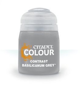 Games Workshop Contrast Paint: Basilicanum Grey