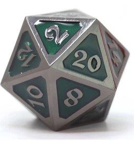 Die Hard Dire d20 Sinister Emerald