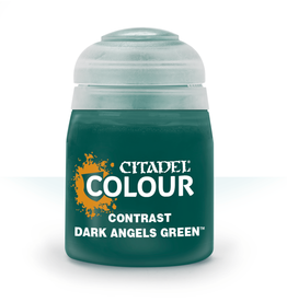 Games Workshop Contrast Paint: Dark Angels Green