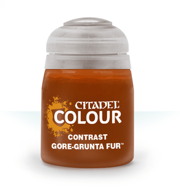 Games Workshop Contrast Paint: Gore-Grunta Fur