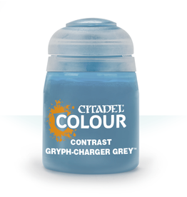 Games Workshop Contrast Paint: Gryph-Charger Grey
