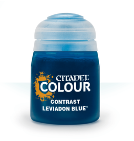 Games Workshop Contrast Paint: Leviadon Blue