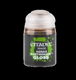 Games Workshop Agrax Earthshade Gloss paint pot