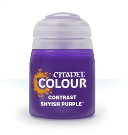 Games Workshop Contrast Paint: Shyish Purple