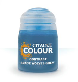 Games Workshop Contrast Paint: Space Wolves Grey