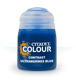 Games Workshop Contrast Paint: Ultramarines Blue