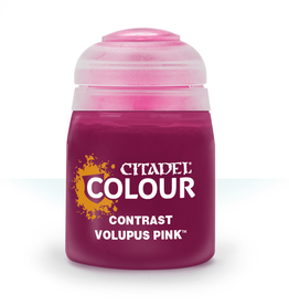 Games Workshop Contrast Paint: Volupus Pink
