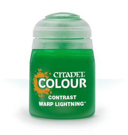 Games Workshop Contrast Paint: Warp Lightning