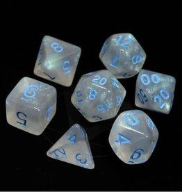 Die Hard Glacial Moonstone w/Blue Poly 7