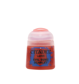 Games Workshop Evil Sunz Scarlet paint pot