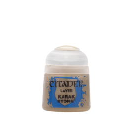 Games Workshop Karak Stone paint pot