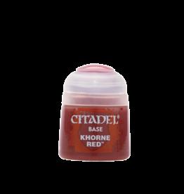 Khorne Red paint pot