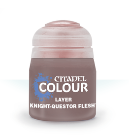 Games Workshop Knight-Questor Flesh paint pot