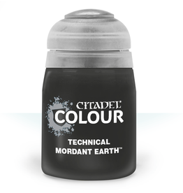 Games Workshop Mordant Earth paint pot