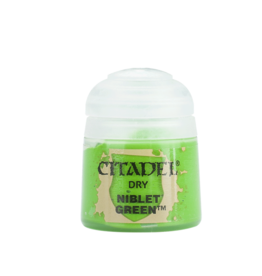 Games Workshop Niblet Green paint pot