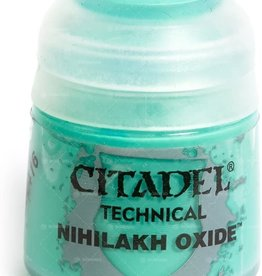 Games Workshop Nihlakh Oxide paint pot