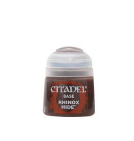 Games Workshop Rhinox Hide paint pot