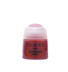 Games Workshop Screamer Pink paint pot