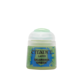 Games Workshop Skarsnik Green paint pot