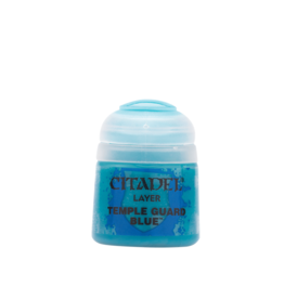 Games Workshop Temple Guard Blue paint pot
