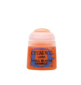 Games Workshop Trollslayer Orange paint pot