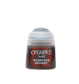 Games Workshop Warplock Bronze paint pot
