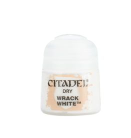 Games Workshop Wrack White paint pot