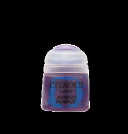 Games Workshop Xereus Purple paint pot