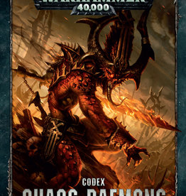 Games Workshop Codex: Chaos Daemons