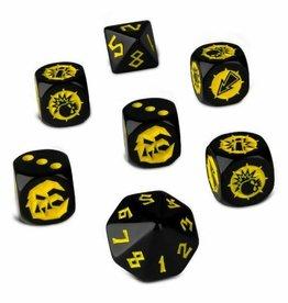 Games Workshop Blood Bowl: Goblin Dice