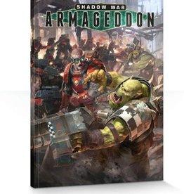 Games Workshop Shadow War Armageddon Rule Book