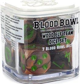 Games Workshop Blood Bowl: Wood Elf Dice