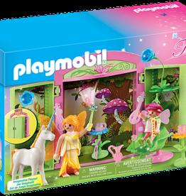 Playmobil Playmobil Fairy Garden Play Box