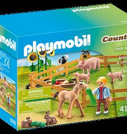Playmobil Playmobil Farm Animals