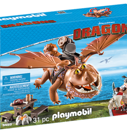 Playmobil Playmobil Fishlegs and Meatlug