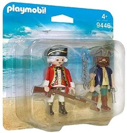 Playmobil Playmobil Pirate and Soldier