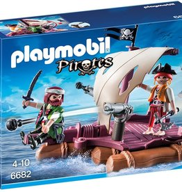 Playmobil Playmobil Pirate Raft