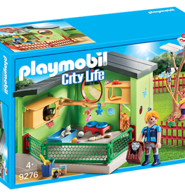 Playmobil Playmobil Purrfect Stay Cat Boarding