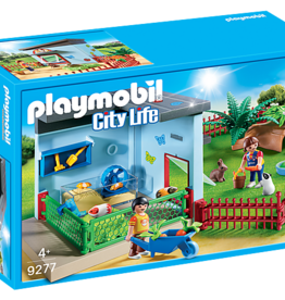 Playmobil Playmobil Small Animal Boarding