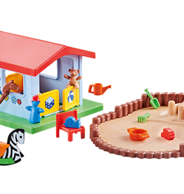 Playmobil Playmobil Small Play House with Sandpit