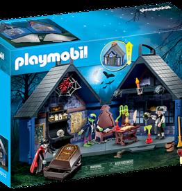 Playmobil Playmobil Take Along Haunted House