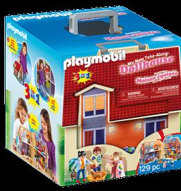 Playmobil Playmobil Take Along Modern Doll House