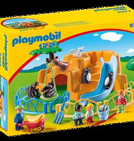 Playmobil Playmobil 1.2.3 Zoo