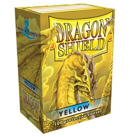 Arcane Tinmen Dragon Shields: (100) Yellow